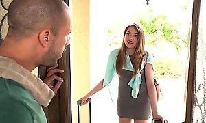 Teenpies - creampie evolve into of titillating russian teen