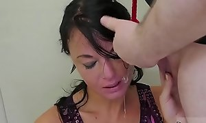 Teen nurture no pantihose and huge horseshit rough anal Talent Ho