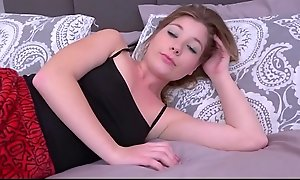 Lickerish Teen Step Daughter Vienna Rose Blackmails Step Abb� By Talking To Mama On The Phone While She'_s Getting Fucked By Him POV